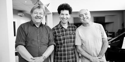 John Surman Trio