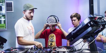 LABORATORIO SOUND IT YOURSELF